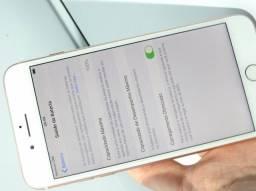 Título do anúncio: iPhone 8 Plus rose 64 gigas