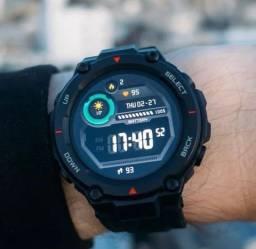 Smartwatch Xiaomi Amazfit T-Rex pronta entrega