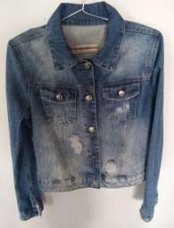 Vendo jaqueta jeans
