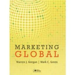 Livro Marketing Global Warren J. Keegan