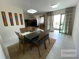 Apartamento no edf. Plaza no coração de Caruaru