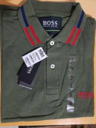 Camisetas polo originais ( ELLUS, BOSS, POLO, TOMMY e LACOSTE )