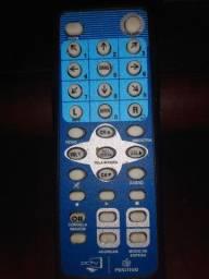 Controle remoto Pc tv positivo ZAP *