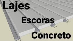 Título do anúncio: Lajes tijolo e isopor