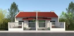 Casa com 2 dormitórios à venda por R$ 220.000,00 - Nossa Senhora de Fatima - Penha/SC