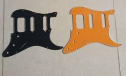 Vendo Escudos de Guitarra Padrão Fender HSS