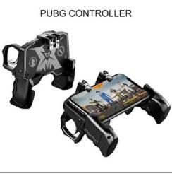 Título do anúncio: Joystick Game Pad K21 Pubg C2 Gatilhos Ios/android Premium