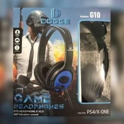 Título do anúncio: Fone Gamer com microfone