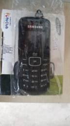 Título do anúncio: Celular Samsung GT-E1086 (NOVO)