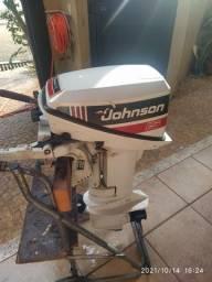 Título do anúncio: Motor jonshon 15 Hp