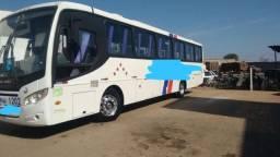Ônibus 2011 com ar de teto aceito troca escolar 2014 em diante