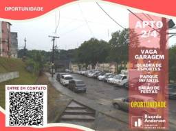 Título do anúncio: Apartamento 2/4 , Pirajá , estacionamento , 50m² , condominio seguro