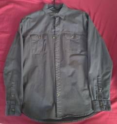 Camisa Comfort em Sarja