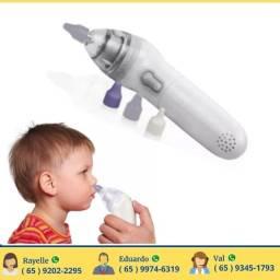Aspirador Nasal Eletrônico Multikids Baby