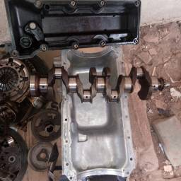 Peças motor Zetec rocam 1.6 flex