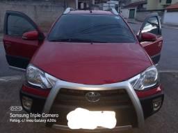 Título do anúncio: Toyota etios cross