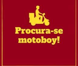 Título do anúncio: Procura-se Motoboy