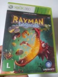 Título do anúncio: Rayman legends