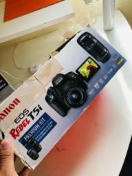 Título do anúncio: Câmera cânon