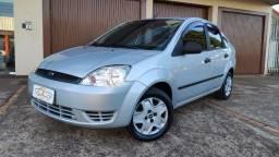 Ford/ Fiesta Sedan 1.6 Flex 2007 Completo