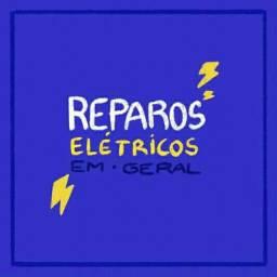 Título do anúncio: Eletricista Não Deixe a Elétrica do seu Imóvel nas Mãos de Curioso! Chame um Profissional