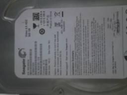 Hd 500. gb adptador áudio usb mas placa wii-fi mas processador. atlon x2 placa rede) troco