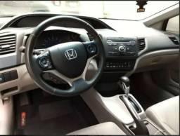 Honda Honda Civic 2.0 Lxr Flex Aut. 4p - 2016