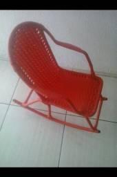 Cadeira de balanço media