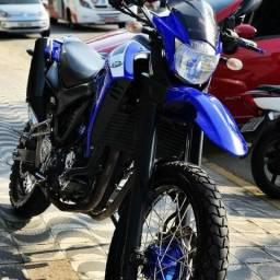 Yamaha XT 660R 2014 Azul - 2014