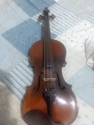 Violino artesanal antigo