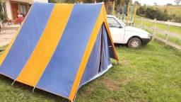 Barraca de camping canadense 5 pessoas. leia o anuncio