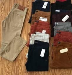 Calça jeans masculina (36 ao 48) *Entrega gratuita para toda João pessoa