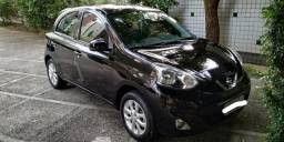 Nissan March 1.0 SV 2016 , Segundo Dono - 2016