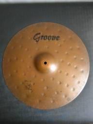 Prato Crash Ataque Octagon Groove 16