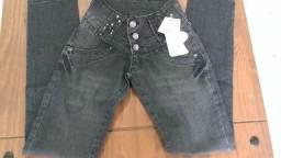 Calça jeans nova tamanho 34