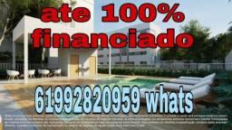 Apartamentos finan-cie ate 100