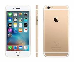 IPhone 6s 32 GB gold seminovo zerado Impecável
