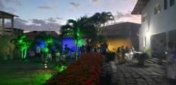 Espaço para festas e eventos