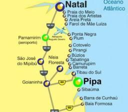 Terreno -Loteamento praia de Pipa/Sibaúma