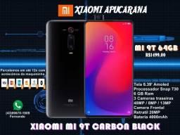 Mi 9T Carbon Black 64GB