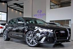 AUDI RS6 2018/2018 4.0 AVANT V8 32V BI-TURBO GASOLINA 4P TIPTRONIC - 2018