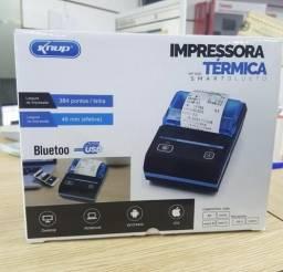 Impressora Térmica Bluetooth (Entrega Gratis)
