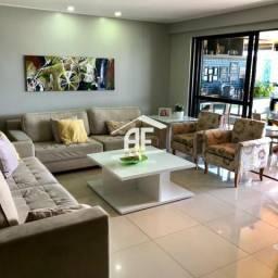 Apartamento beira mar de alto padrão na Jatiúca - Condomínio Costa Amalfitana