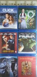 Blu-ray vários títulos