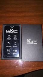 Smartphone LG k 12 novo