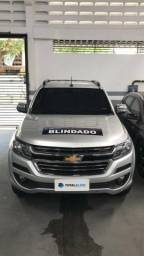 S-10 LTZ 4x4 Blindada 2017 - 2017