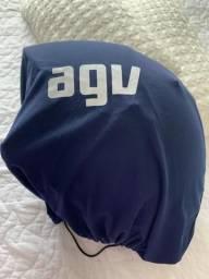 Capacete Agv + Mt helmets samurai