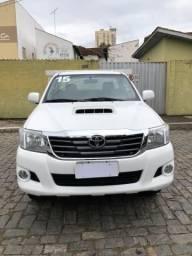 Toyota Hilux Cabine simples 2015 3.0 D4D 4x4 - 2015