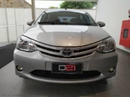 Toyota Etios 1.5 x Sedan 16v - 2017