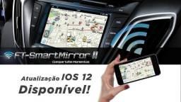 FT-SmartMirror 2 (com interfaces incluidas) - Espelhamento de celular para som automotivo